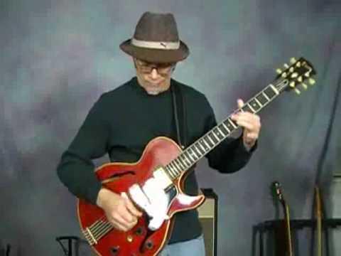 1989 Gibson Howard Roberts Fusion demo