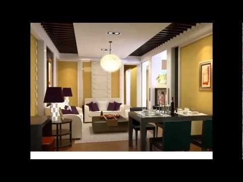 Fedisa Interior Residential Design Comfortable Home Dining Room Design 3D Y