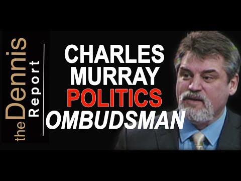 Charles Murray, Ombudsman for New Brunswick