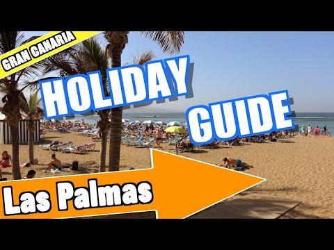 Las Palmas Gran Canaria holiday guide and tips