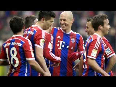 Bayern Münih 8-0 Hamburg Cup Maç Özeti Tek PARÇA FULL HD 1080p HD