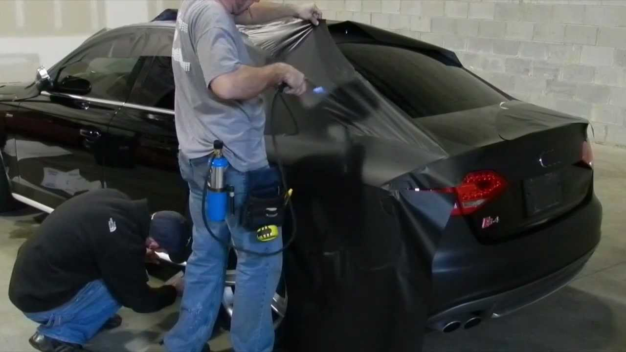 How To Care For A New Car Paint Job