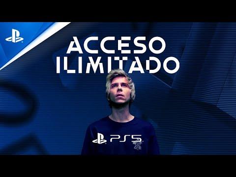 PlayStation 5 presenta: ACCESO ILIMITADO con Rubius, Marc Gasol, Broncano, Michelle Jenner