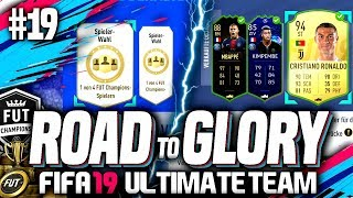 WEEKEND LEAGUE & RIVALS REWARDS! 5,5 MIO COINS INVESTIEREN? XXL Folge! 💰⚽ FIFA 19 Road to Glory #19