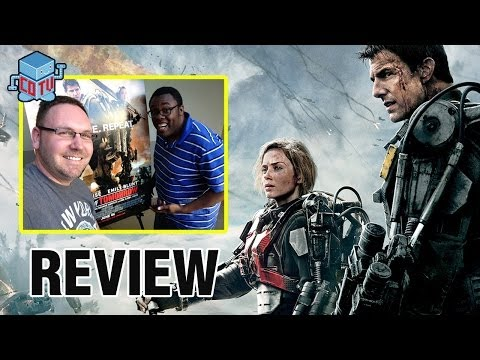 Edge Of Tomorrow Review No Spoilers