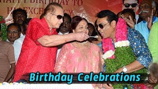 Actor Naresh Birthday Celebrations | Hero Krishna | Vijay Nirmala | Tollywood News | TTM