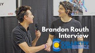 Brandon Routh (Superman/Atom) Interview