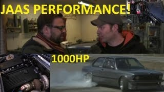 BMW E21 1000 WHP TURBO JAAS Performance TV Feature