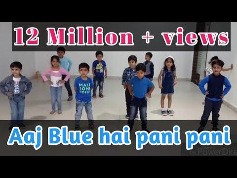 Aaj blue hai Pani Pani || Yaariyan || yo yo honey Singh