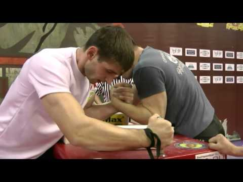 Georgy KHUBAEV vs Gleb ANDRIISHIN (cat. 70kg,left hand,RUS_Nationals 2015))