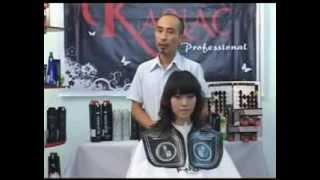 Dạy kỹ thuật uốn tóc- Phần 1