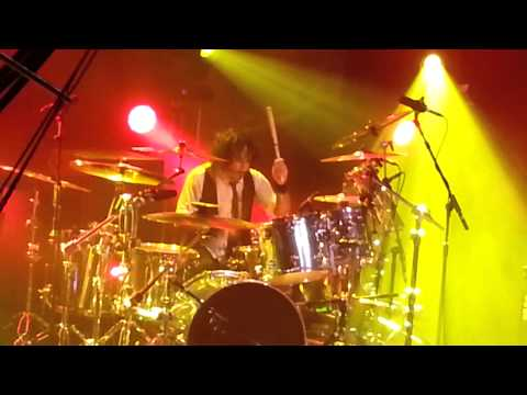Roy Mayorga RU486 Drum Cam live at Bournemouth O2 Academy