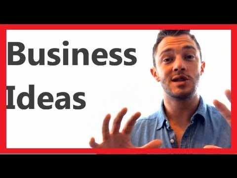New Business Ideas - 3 MUST SEE Online Business Ideas |  Innovative Business Ideas