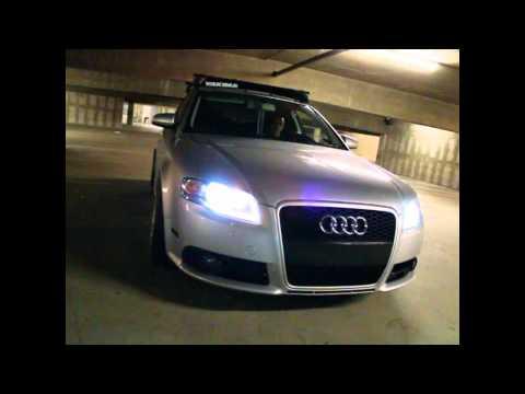 Audi A4 B7 Vid
