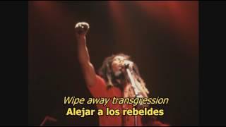 Exodus - Bob Marley (ESPAÑOL/ENGLISH) [Boston]