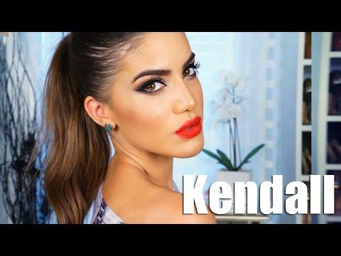 Maquiagem Kendall Jenner!