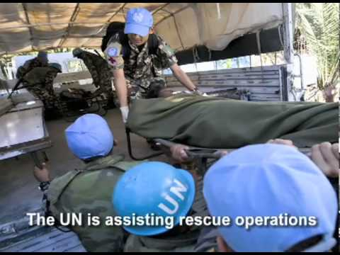 Images of the UN in Haiti