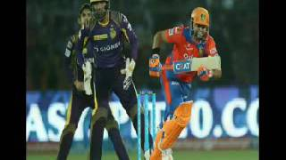GL Vs KKR - Suresh Raina 53(36) - IPL 2016 Full Highlights - Match 51 #IPL