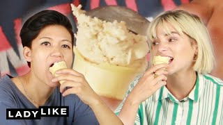 We Competed To Make The Best Ice Cream Flavor • Ladylike