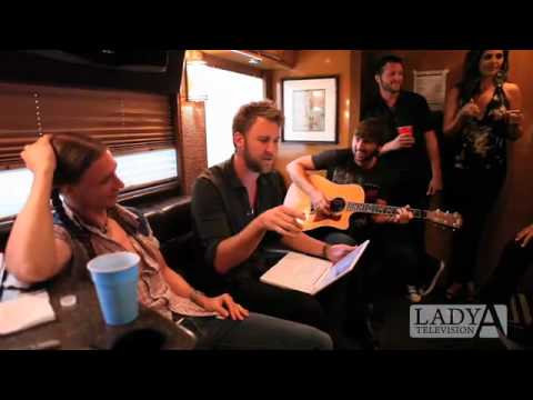 Lady Antebellum - Webisode Wednesday - Episode 116 Video