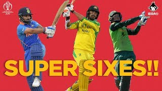 Bira91 Super Sixes! |  Sri Lanka v India & South Africa vs Australia | ICC Cricket World Cup