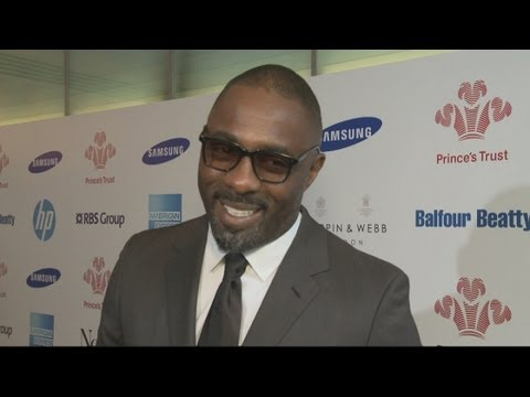 Idris Elba on Luther and those James Bond rumours