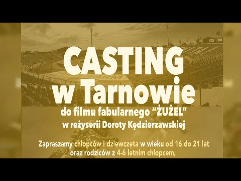 Casting Do Filmu Fabularnego