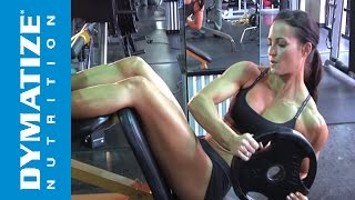 Arnold Classic - Erin Stern Diet and Workout Routine - Dymatize