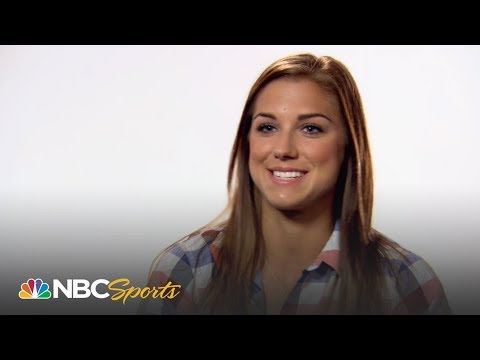 Alex Morgan Credits Her Success To Her Mother