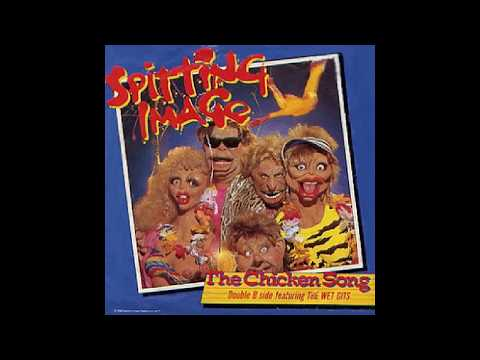 The Chicken Song- Spitting Image