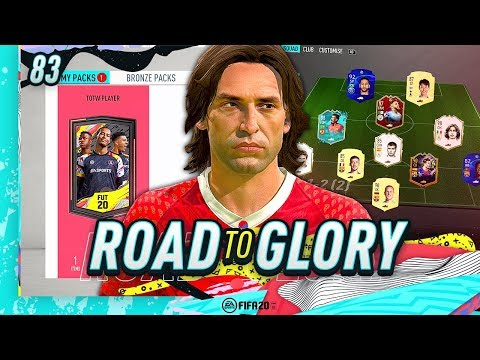 FIFA 20 ROAD TO GLORY #83 - I DID ONE…