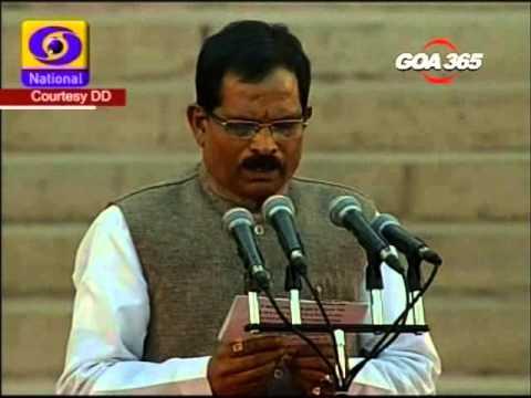 Narendra Modi sworn inas fifteenth PM of India