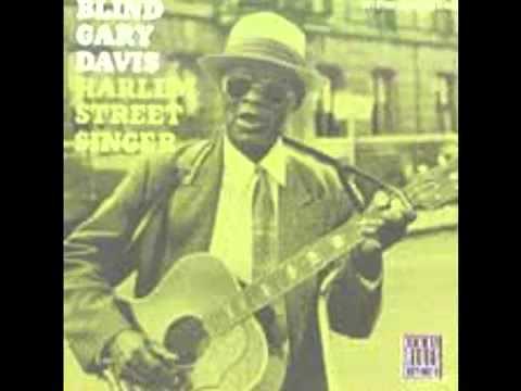 Reverend Blind Gary Davis - Death Don't Have No Mercy 1961