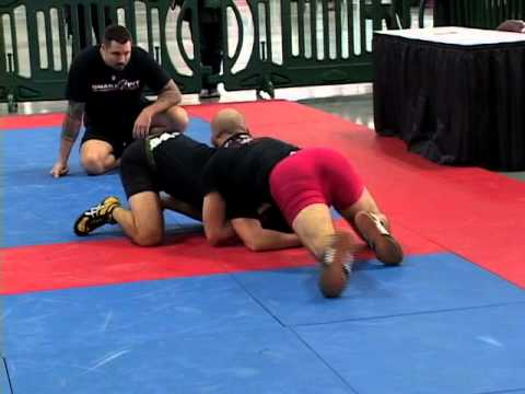 Phil Doig vs. Mario Perricone 155lbs Catch Wrestling Image 1