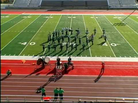 2009 UIL Region 7 Marching Contest [Oct 17]