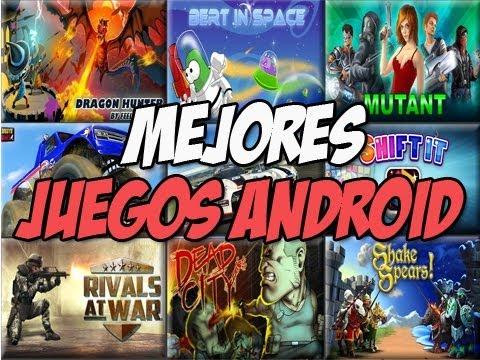 10 Juegos RECOMENDADOS!!  para android GRATIS | Real racing 3 - Happy Tech Android