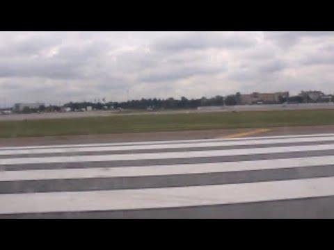 US Airways CRJ-200 experience BOS - BUF
