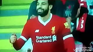Mohamed Salah skiils And tricks