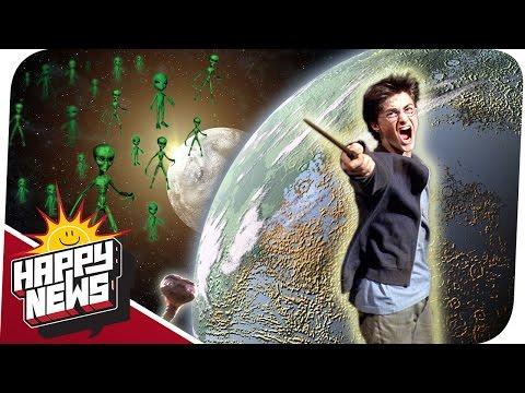 Harry Potter & Das Geheimnis Der Aliens! - Happy News video