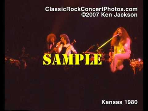 Kansas - Live - 1976 - What's On My Mind(Pittsburgh)