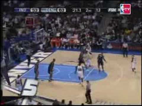Carmelo Anthony Top 10 Of 2007 Video