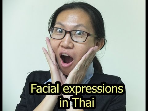 104 – Learn Thai Language with MTL School in Bangkok : Facial expressions