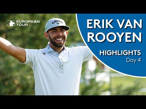 Erik van Rooyen Winning Highlights | Scandinavian Invitation