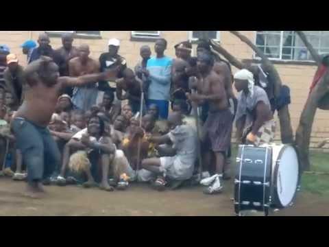Jabulani Hostel Zulu Dancers