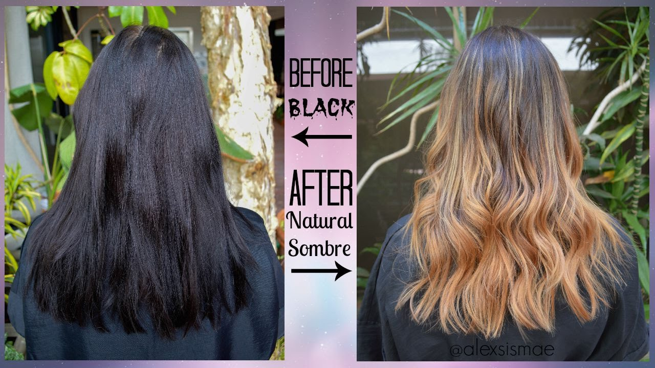 How To Strip Hair Dye Naturally Anexa Beauty