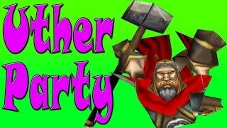 Warcraft 3: Uther Party