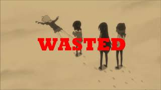 FUNNY ANIME WASTED#