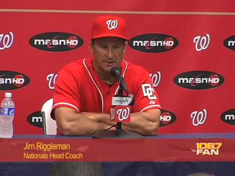 Washington Nationals vs. Milwaukee Brewers - Jim Riggleman Post-Game (04/16/10)