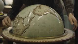 The Art & History of Globemaking : Bellerby & Co Globemakers, London