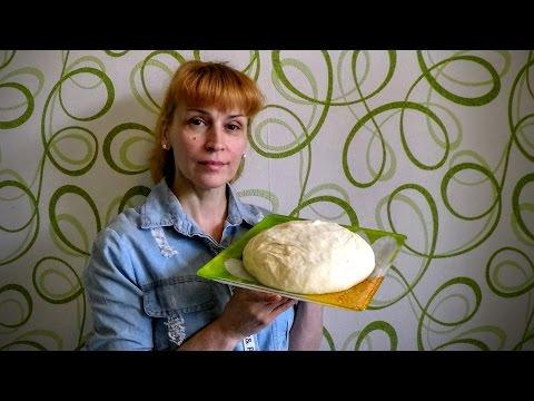 Как сделать бездрожжевое тесто для пирожков на кефире рецепт Секрета теста без дрожжей